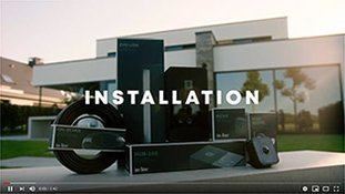 Installation in 4 Schritten: Installation HUB-50 und HUB-100 Transformatoren