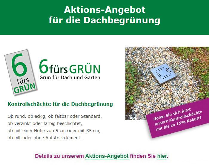 Aktion August 2019 - Start
