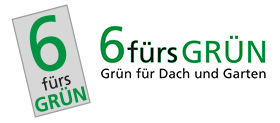 6 fürs Grün - Logo